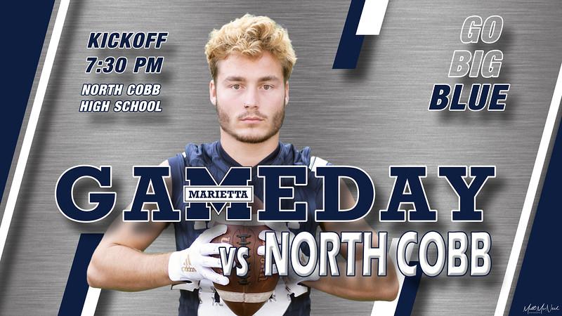 Game 8 - North Cobb
