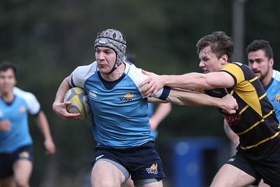 UVIC Rugby vs Nanaimo