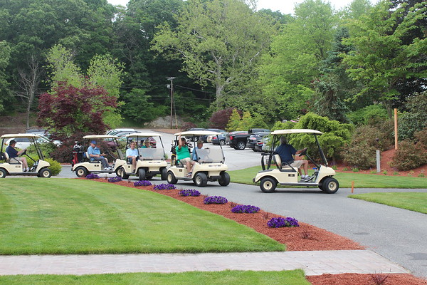 FHS Track - Golf Tournament  6-1-18