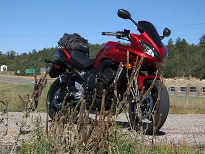 Manzano-Willard-Estancia-Moriarty 'Inagural FZ6 Ride' Street Ride  10-17-11