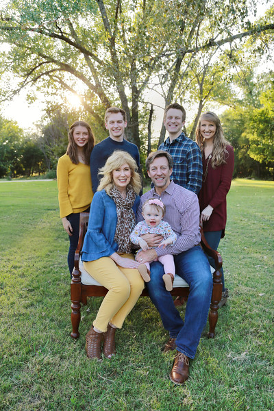Boswell Family Pics 2018
