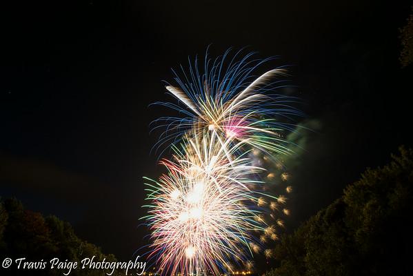 Lebanon Fireworks 2014