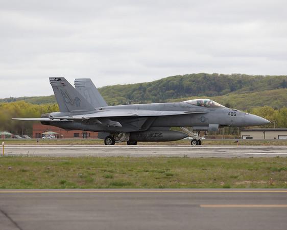 F-18 Super Hornets 5/11/11