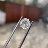 2.12ct Octagonal Flat Cut Diamond, GIA M VS2 26
