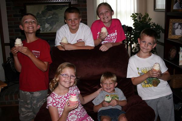 Gigi's Cupcakes July 25, 2011