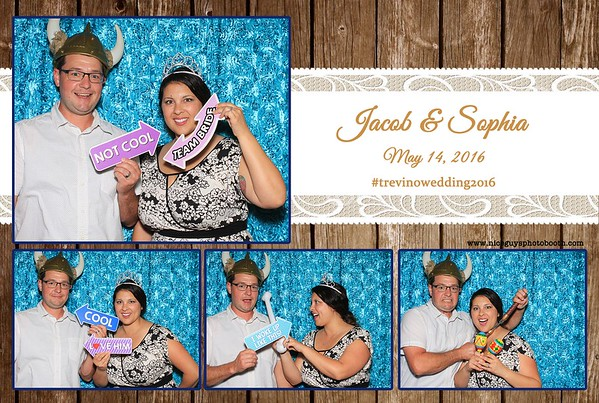 Jacob & Sophia Wedding - 05.14.16