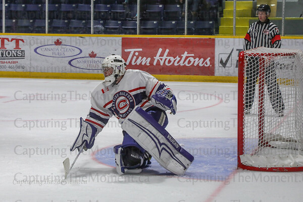 Miners Vs Rayside Balfour Canadians Oct 07, 2018.