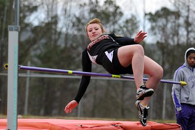 3/15/10 Girls High Jump