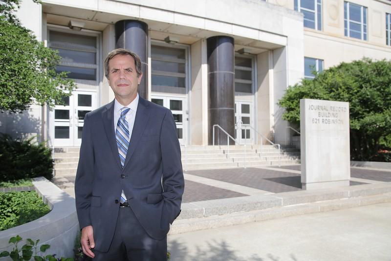 Jim Parrack, a senior vice president at Price Edwards and Company in Oklahoma CIty, OK.