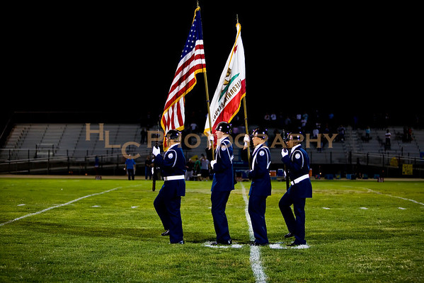 10/15/10 ROTC LnHS vs. Quartz Hill