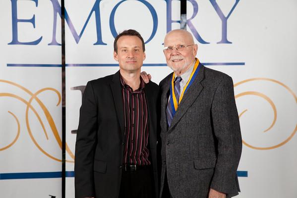 Emory's 175th Anniversary, 2011