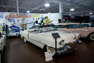 October 13th, 2012 At the Car Museum