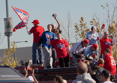 Phillies World Series Parade  10-08