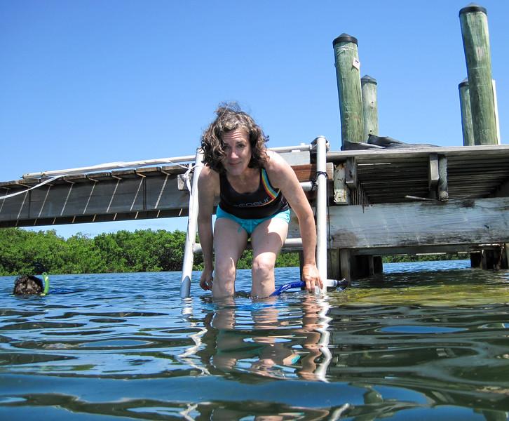 snorkeling at grassy key-22