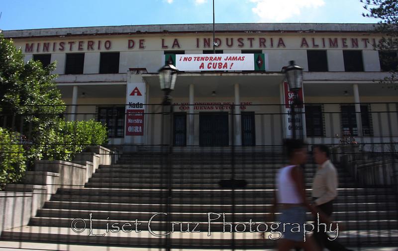 Las victorias de la industria alimenticia Havana, Cuba.