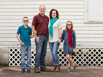 Carr Family: 2018