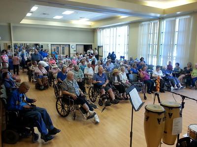 Folsom Senior Center