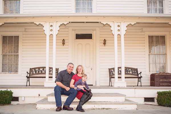 Michelle and Brad's Family Gallery 2016