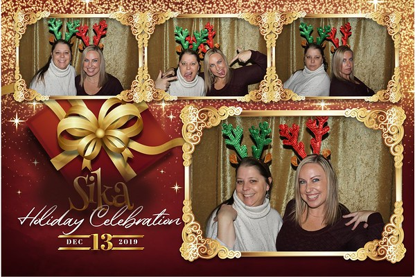 Sika Holiday Party