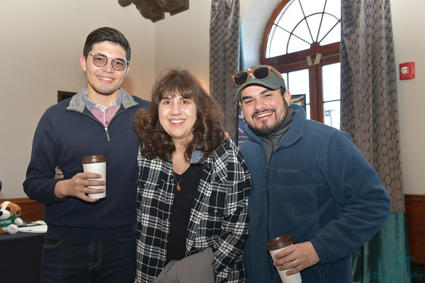 2019 Saranac Lake Winter Carnival Paul Smith's College & North Country Community College Reception