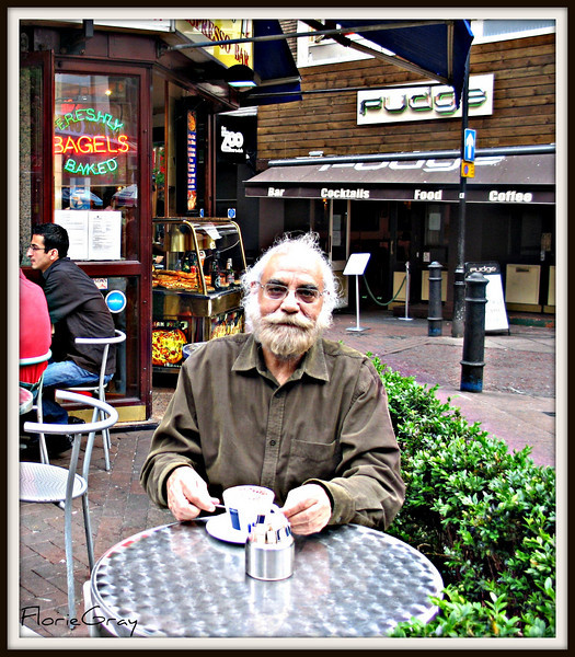 Cafe Patron, London 