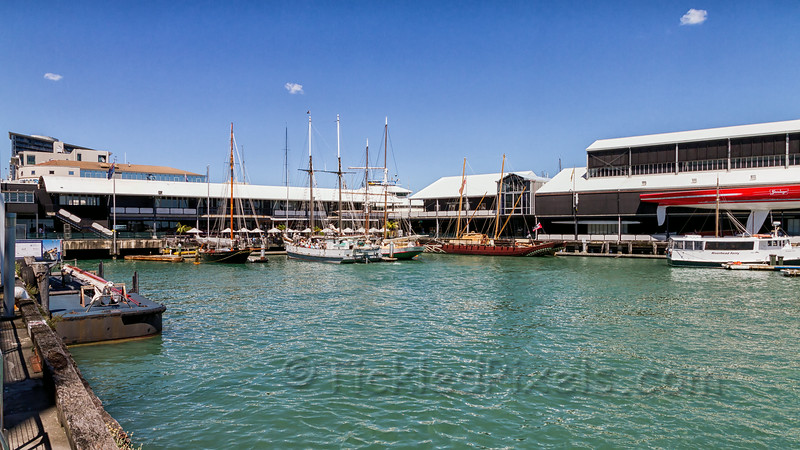 The Waterfront Cafe & Bar, Viaduct Basin