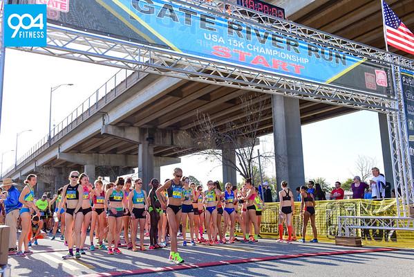 Gate River Run Start t