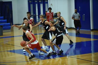 16U Select vs Basketball University 7/26