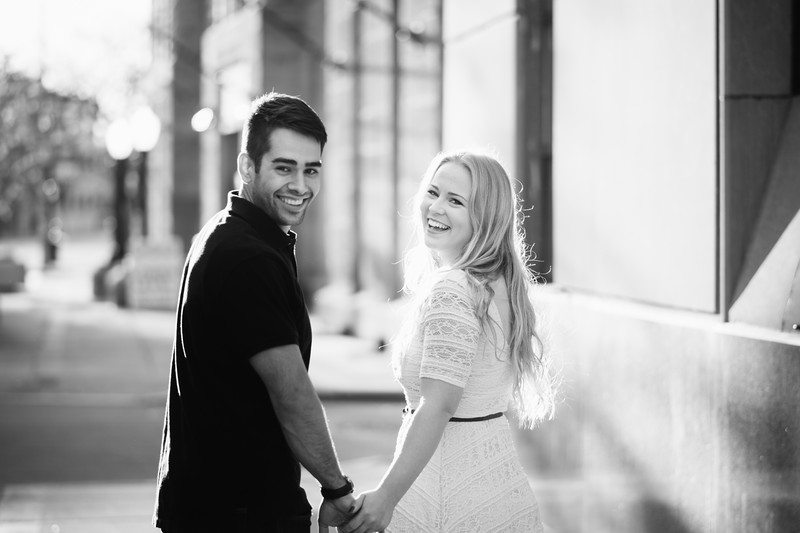 Urban Downtown Rochester New York Engagement Session Shoot Photos Pictures 035.jpg