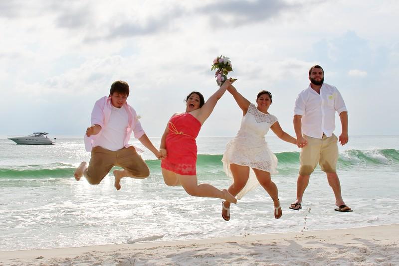 Verret Wedding