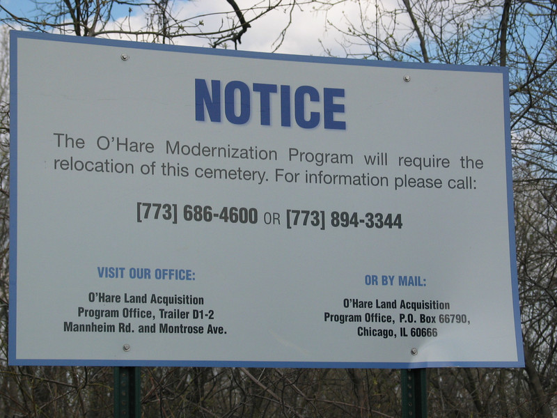 The O'Hare Modernization Program will require the