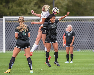 NCAA Women's Soccer - CU vs Hawaii - 20160909