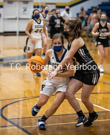 Girls Varsity Basketball 1/7
