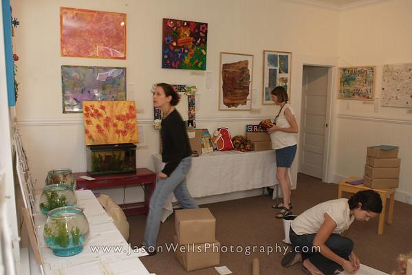 Little Arrows - 2006 Art Auction