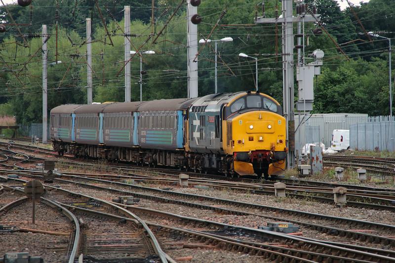 1) 37 401 at Carlisle on 5th September 2016