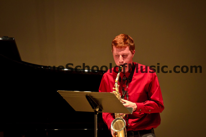 Alto Saxophone Solo Bellevue School of Music, Fall Recital 2011