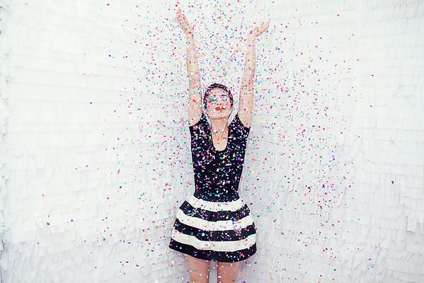 Confetti Lady