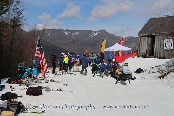 2016-03-21 IPC Loon Nationals Giant Slalom  2nd run