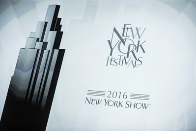2016 NYF Advertising Awards