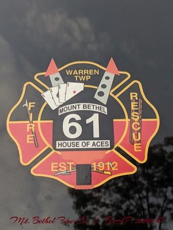 Mount Bethel Volunteer Fire Co. No. 1 (A-8)