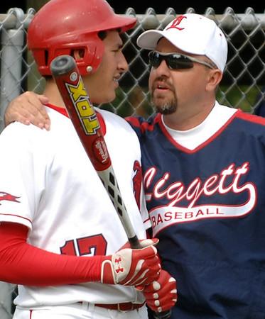 Liggett vs Cranbrook Baseball