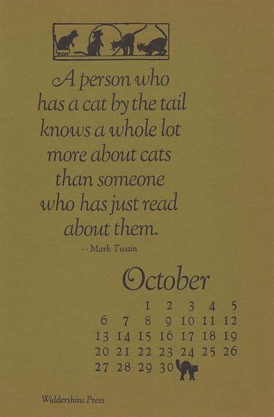 October, 1996, Widdershins