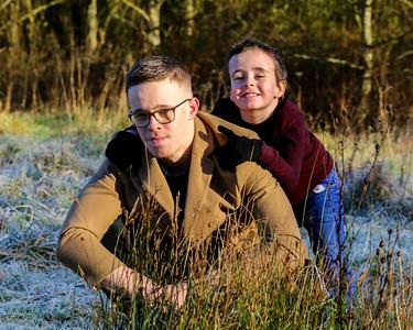 Portrait Shoot - Hodgson Family
