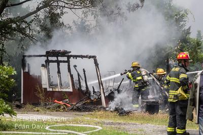 07/06/2019, Structure, Vineland City, Cumberland County NJ, 3042 Mays Landing Rd.