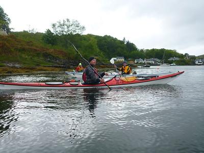 Tayvallich 4 Star Sea Kayak Training June 2015