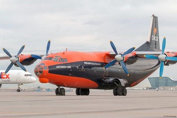 CAVOK Air Antonov An-12BK