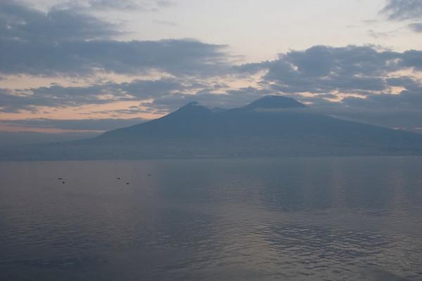 Mount Vesuvius: Naples, Italy