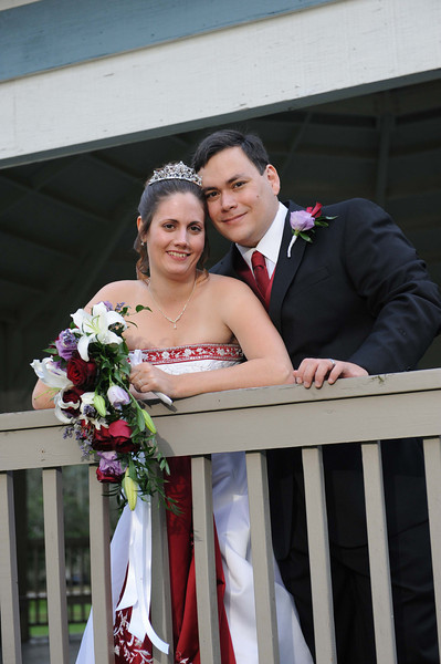 Heather and Troy's Wedding