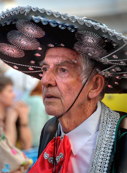 Mr Sombrero