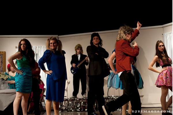 Wedding Singer - Benefit for MHS Drama Club